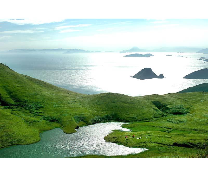 最美滩涂--海湾,大嵛山(宁德市游5霞浦县) - 夏洪毅 - 夏洪毅的博客