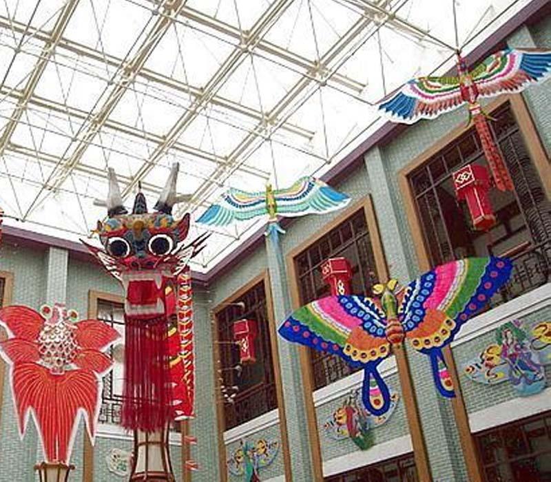 山东潍坊景点_山东 潍坊 风筝博物馆_旅游景点大全_泉州西湖